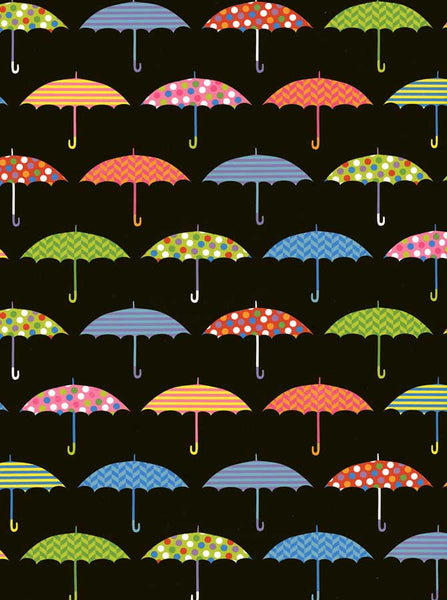 9889 Umbrellas Backdrop - Backdrop Outlet