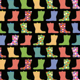 Rain Boots Backdrop - 9891 - Backdrop Outlet