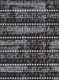 9893 Chalkboard ABC Backdrop - Backdrop Outlet