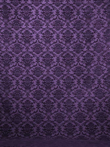 Damask Photography Background - MC033 - Backdrop Outlet