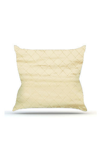 PRP613 Ivory Deco Cloth Posing Pillow Covers - Backdrop Outlet