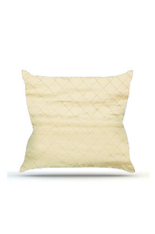 PRP613 Ivory Deco Cloth Posing Pillow Cover - Backdrop Outlet