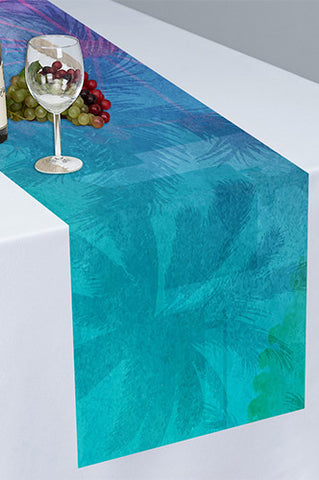 PTR133 Coachella Party Cloth Table Runner - Backdrop Outlet