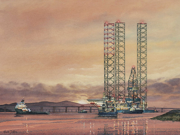 Oil Rig Commission