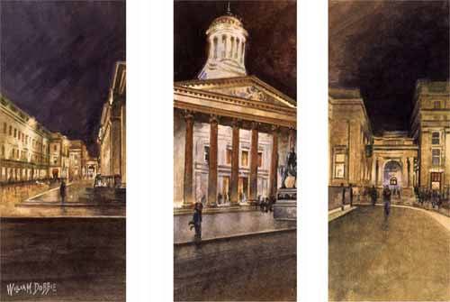 Rendezvous at GOMA - Gallery of Modern Art, Royal Exchange Square by William Dobbie
