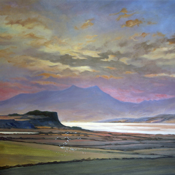 Sound of Bute, Majesty of Arran by William Dobbie