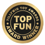 Tillywig Toy Awards Top Fun award winner
