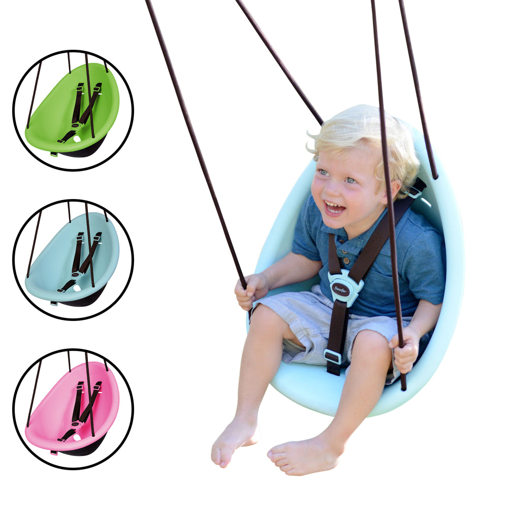 NEW! Swurfer® Kiwi Baby Swing