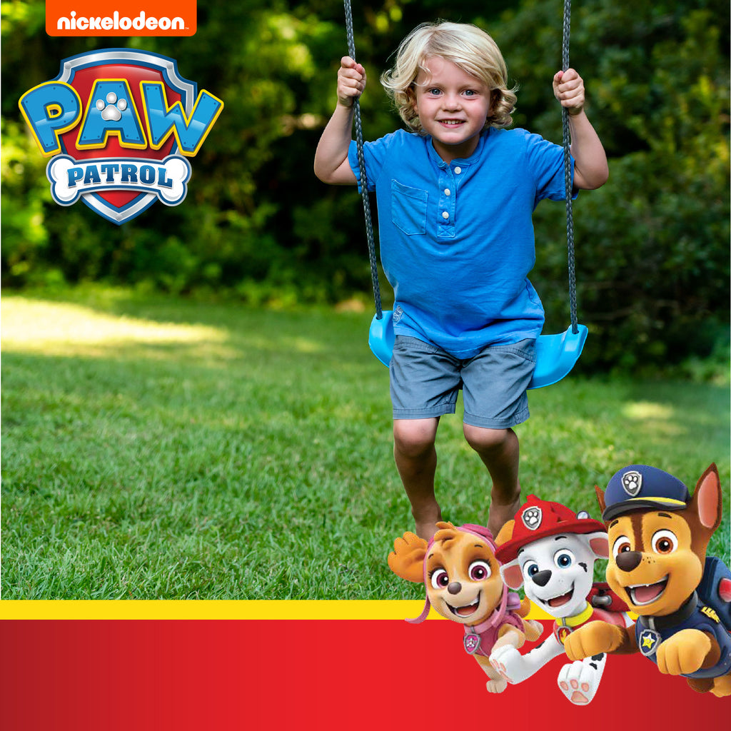 NEW! - Swurfer® Paw Patrol Classic Metal Swing Set