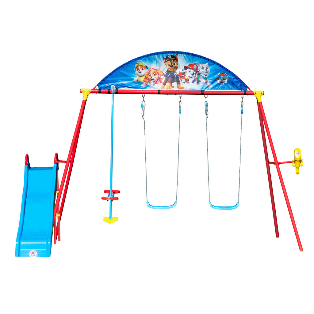 Swurfer® Paw Patrol Classic Swing Set with Glider