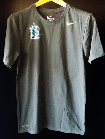 SLSG 2015 Gray Nike Dri-Fit Cotton 2.0-Men's