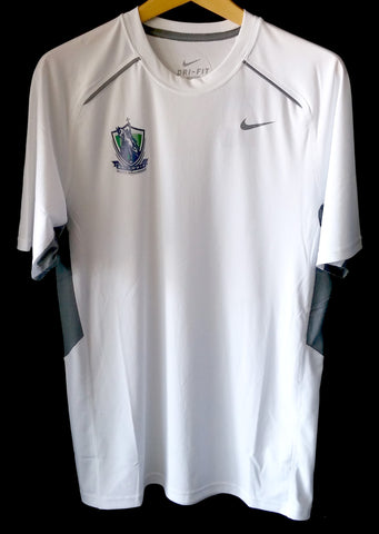 SLSG 2015 White Short Sleeve Nike Legacy Training Tee - Men's