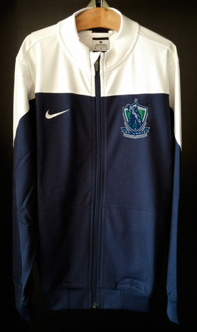 SLSG Youth 14 Sideline Jacket - Navy