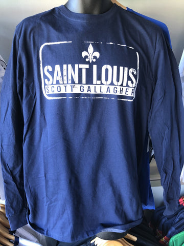 SG Navy Long Sleeve - NAVY