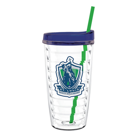 SLSG Logo Patch 16 oz Tumbler