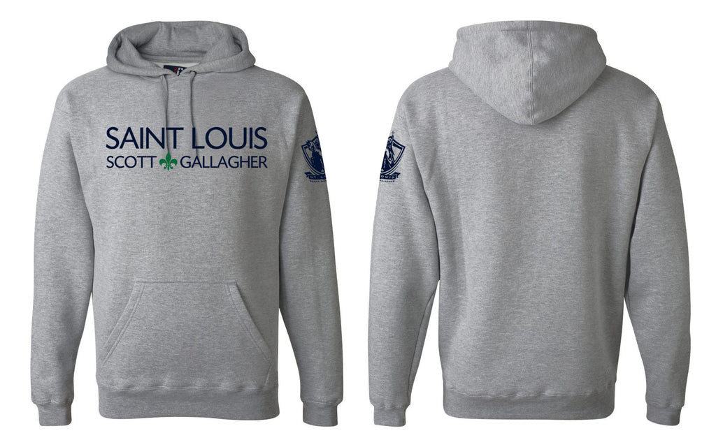 SLSG Word Mark Youth Hoodie