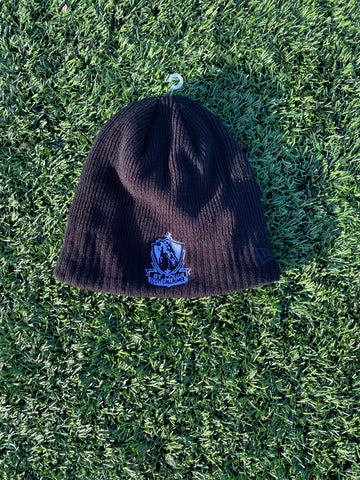 SLSG New Era Navy Fleece Lined Beanie