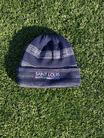 SLSG Cuffed New Era Fleece Lined Beanie