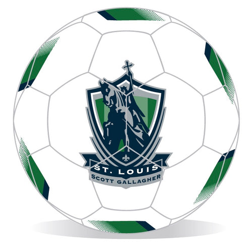 SLSG Logo Mini Ball - Size 2