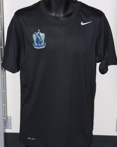 SLSG 2015 Black Short Sleeve Nike Legend Dri-FIT - Men's