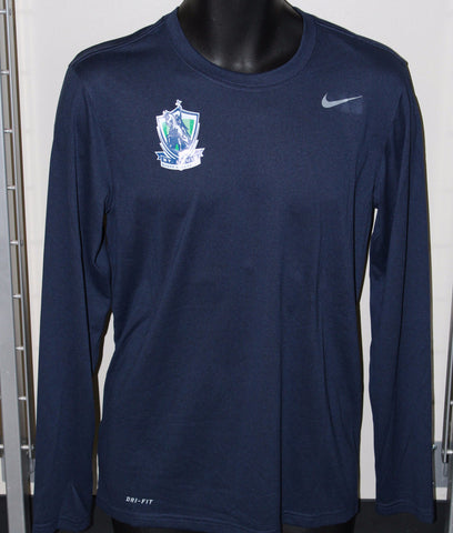 SLSG Mens Long Sleeve - NAVY