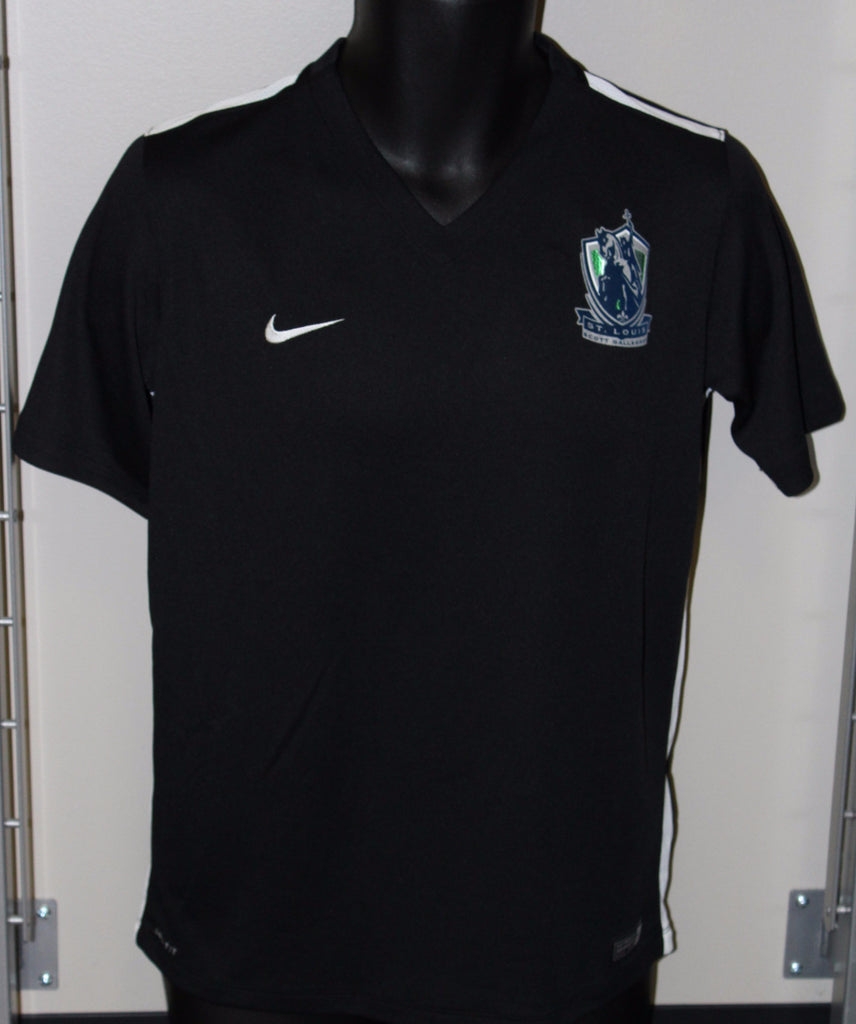 SLSG Nike Youth Challenge Jersey - Black