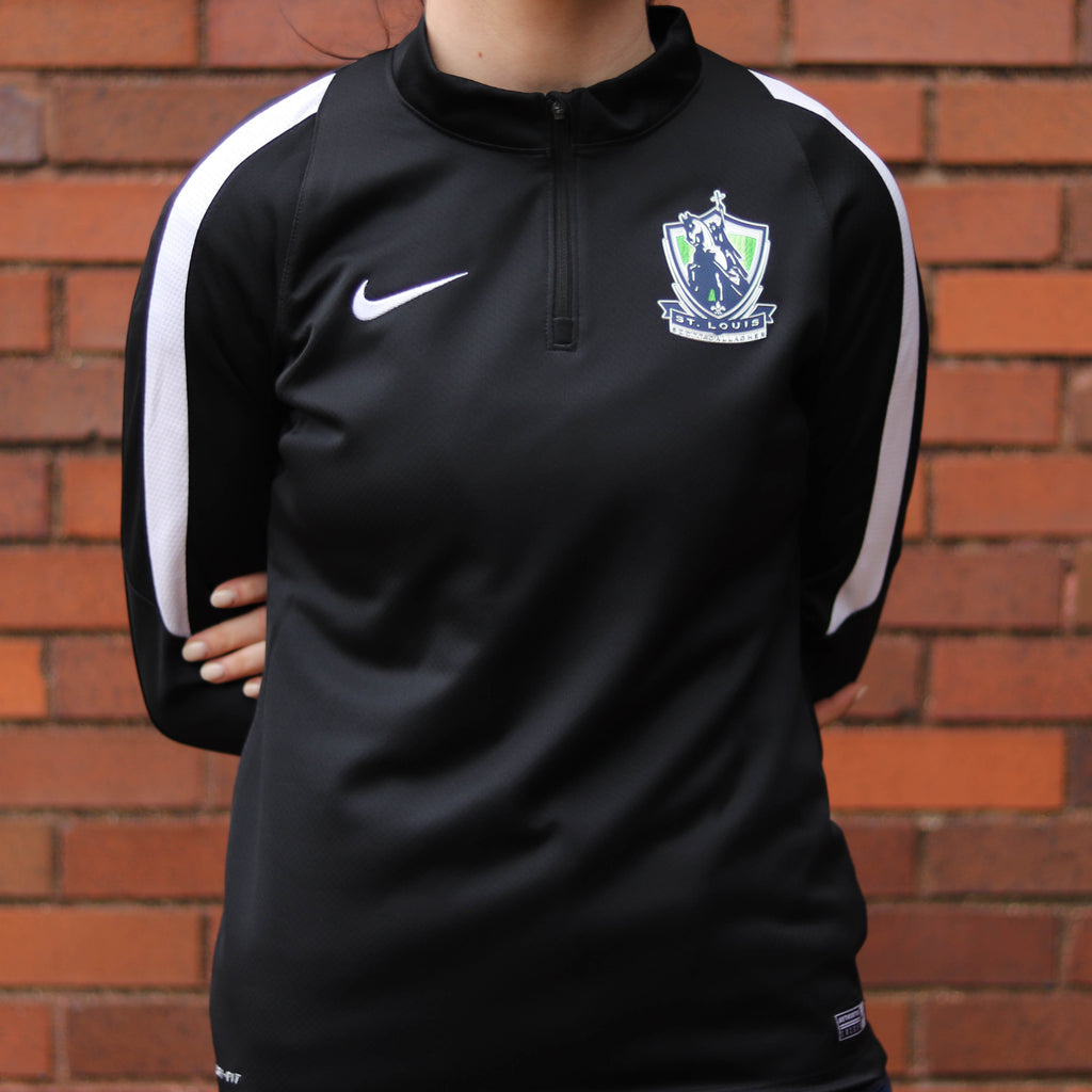 SLSG 2017 Black Warm Up Jacket - Women's