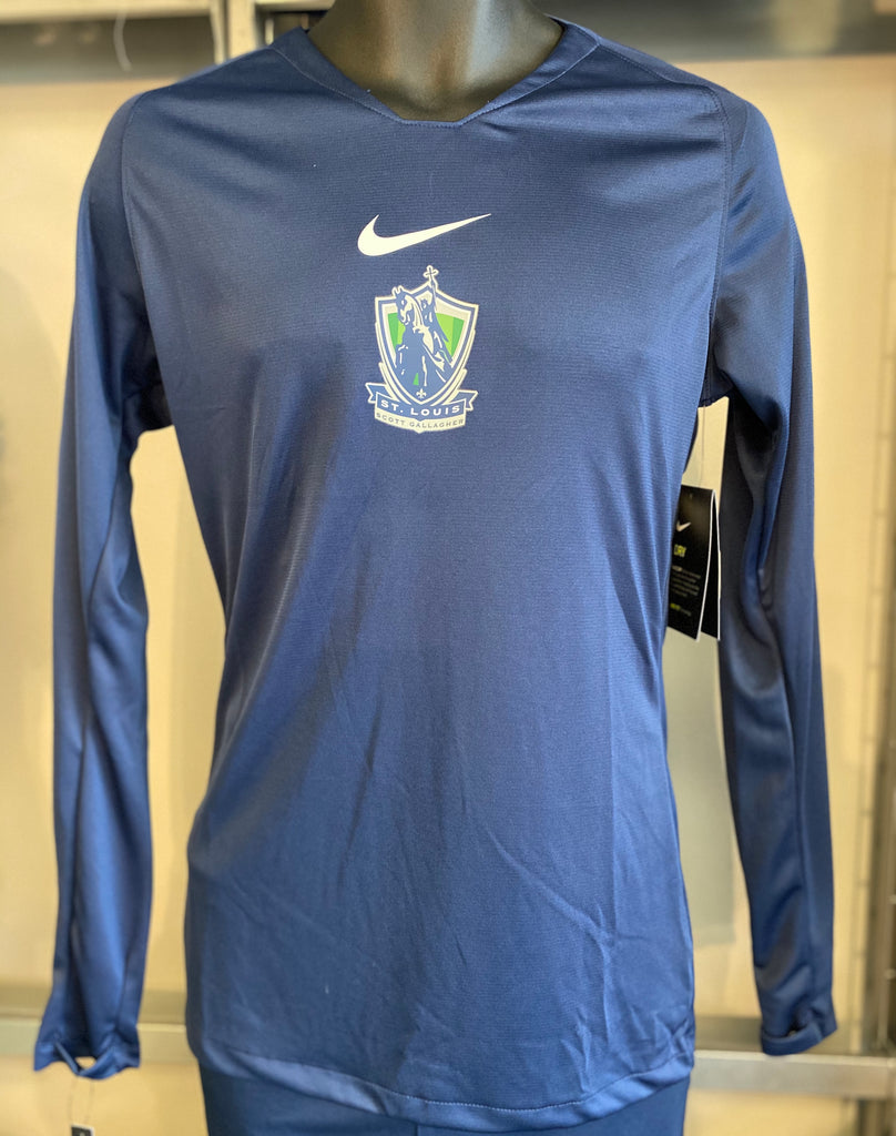 SLSG NIKE Men's Base Layer Long Sleeve Shirt