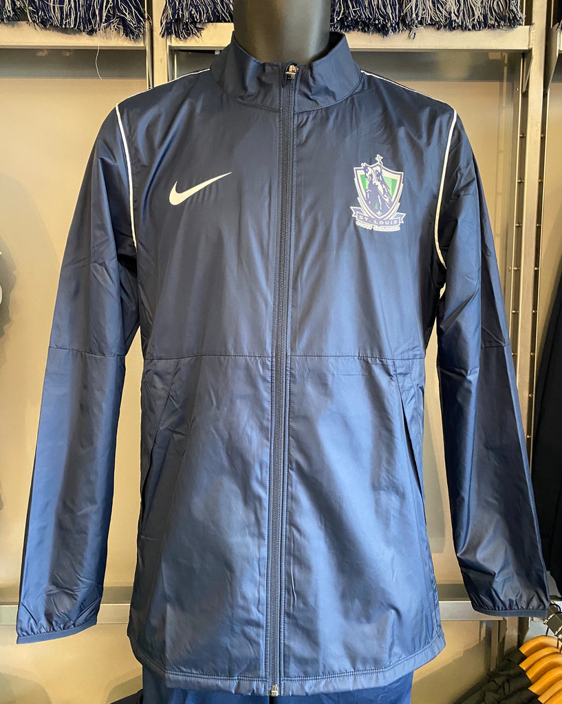 SLSG Logo Youth Park 20 Rain Jacket