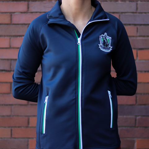 SLSG Women's Power Stretch Full Zip