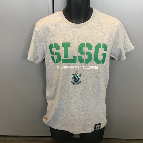 SLSG Gray Shirt - Youth