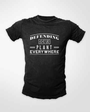Defending Our Plant Everywhere / Womens / Shirt