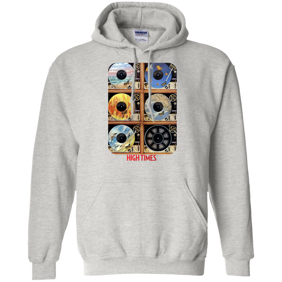 Sounds of the Whole Earth Pullover Hoodie