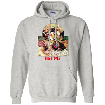 Wild Party Pullover Hoodie