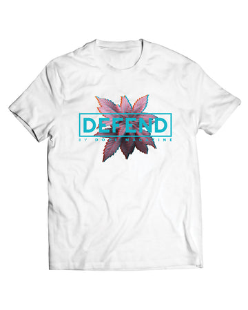 DEFEND / Flower / Shirt