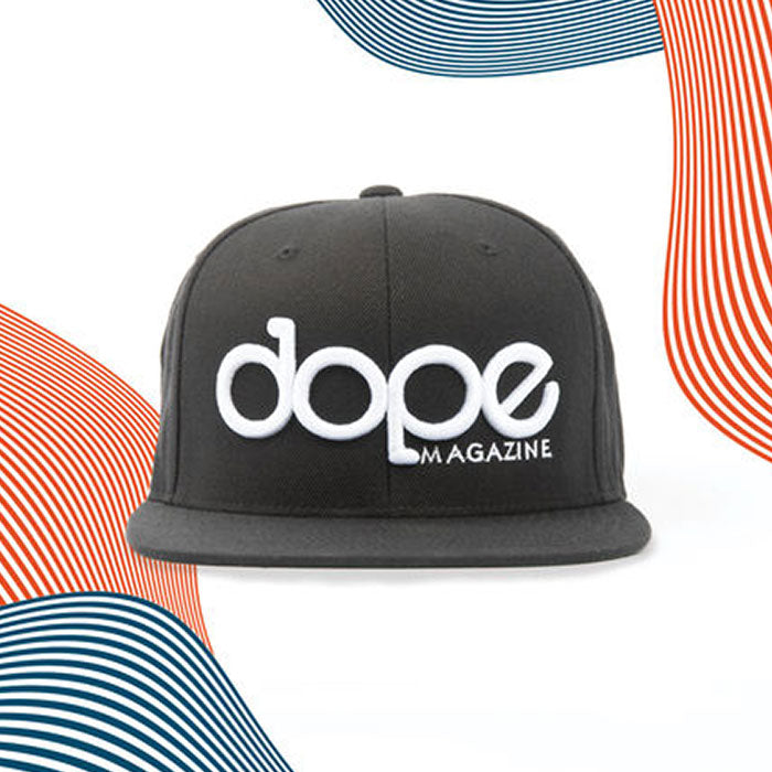 DOPE Logo Snap-back