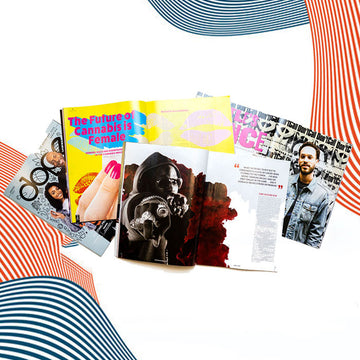 DOPE Magazine - Annual Subscription