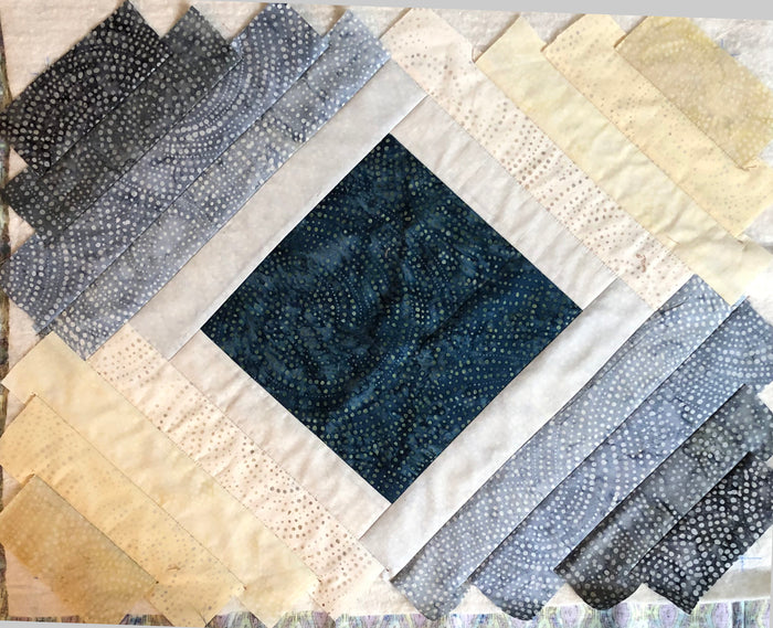 Save Time by Quilting As You Go