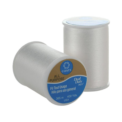 Coats Dual Duty All-Purpose Thread 400yds