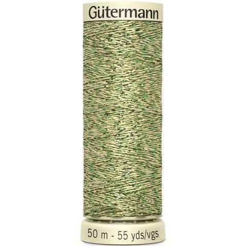 Gutermann Sparkle Metallic Thread 50m