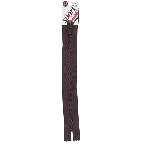 Sport Closed Bottom Zippers