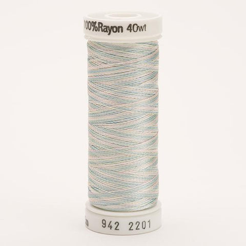 Sulky Rayon Thread Variegated 40wt 250yds