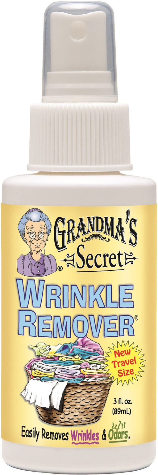 Grandma's Secret Wrinkle Remover Travel Size