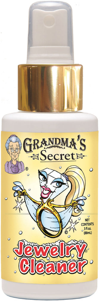 Grandma's Secret Jewelry Cleaner