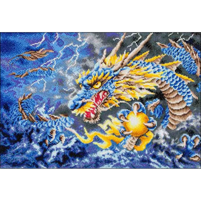 Diamond Dotz Diamond Embroidery Facet Art Kit Mythical Dragon