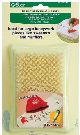 Clover Large Felting Needle Mat