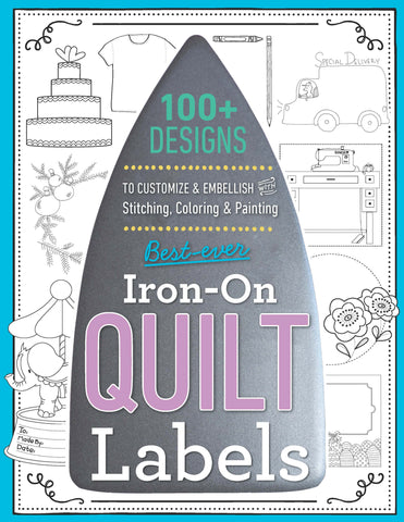 Quilt Labels - Quilting Labels