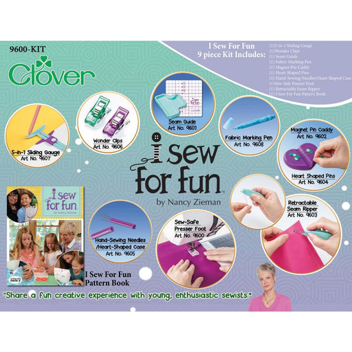 I Sew For Fun Bundle By Nancy Zieman