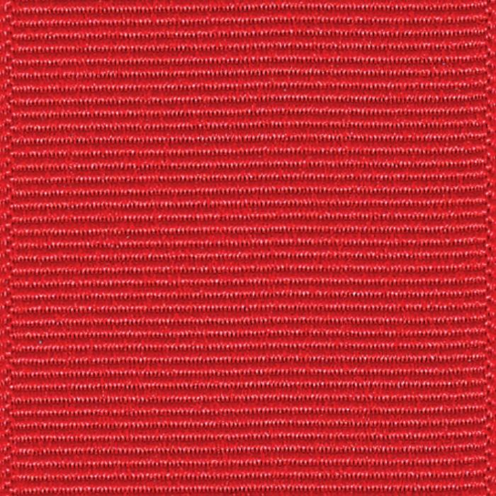 Grosgrain Ribbon Red 7/8in 20yd