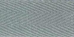 100% Cotton Twill Tape Gray 1inX55yds
